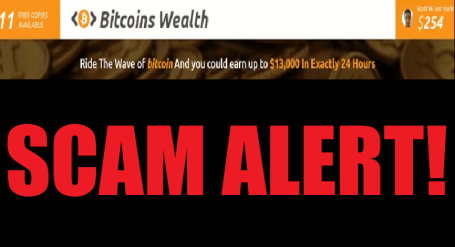 Bitcoins Wealth Scam