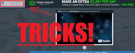 Secret Investor Society