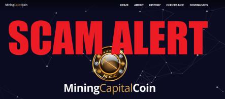 Mining Capital Coin Alert