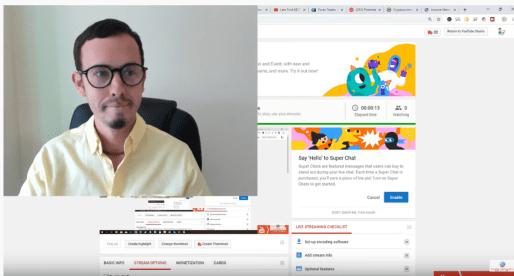 Income Mentor Box Live Trading Stream