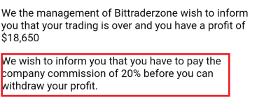 Bit Trader Zone Scam Review
