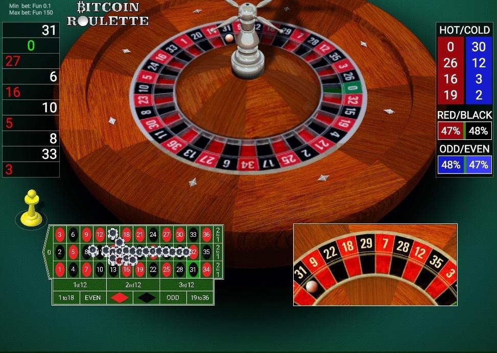bitcasino bitcoin roulette bonus