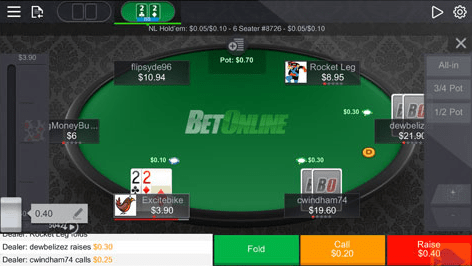 ether poker app