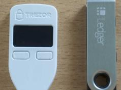 Kiezen Trezor of Ledger