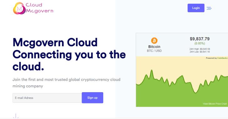Cloud Mcgovern Ltd