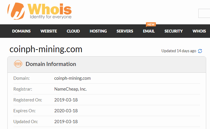 Coinph Mining