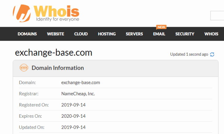 Exchange Base