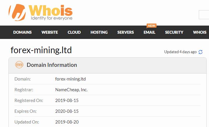 Forex Mining Ltd