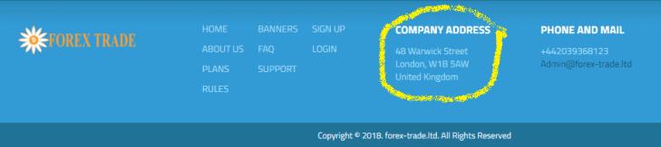 Forex  Trade Ltd
