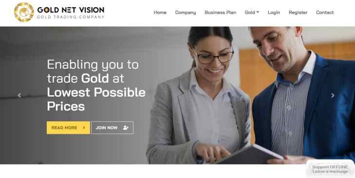 Goldnet Vision