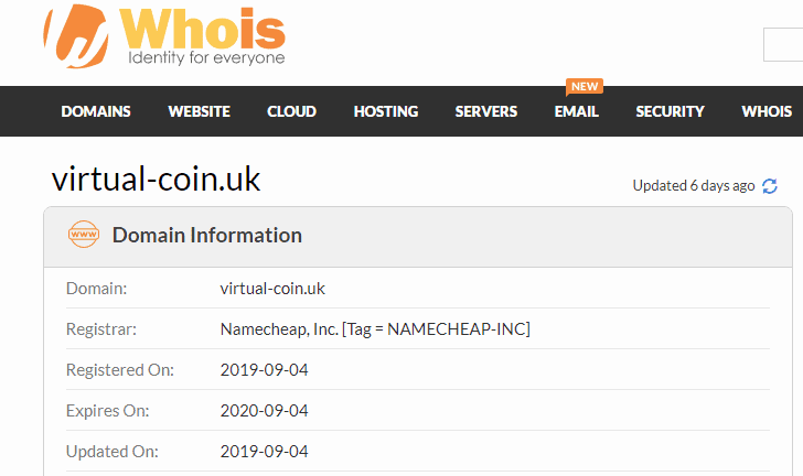 Virtual Coin UK