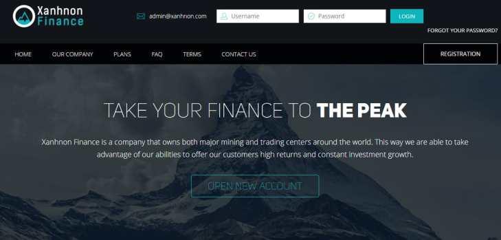 Xanhnon Finance