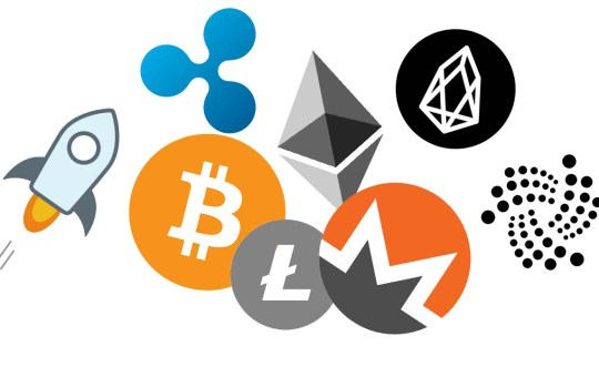 wallet with multiple cryptocurrency