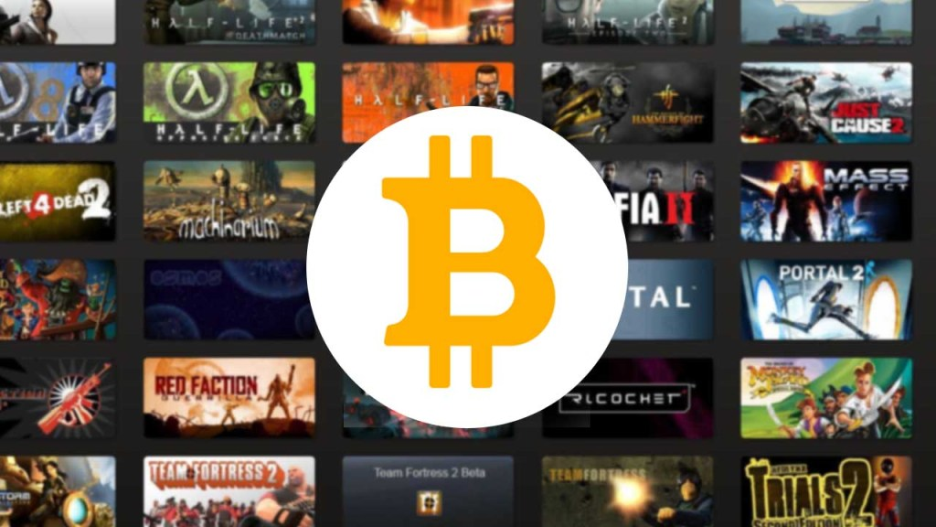 Buy Steam Games With Bitcoin