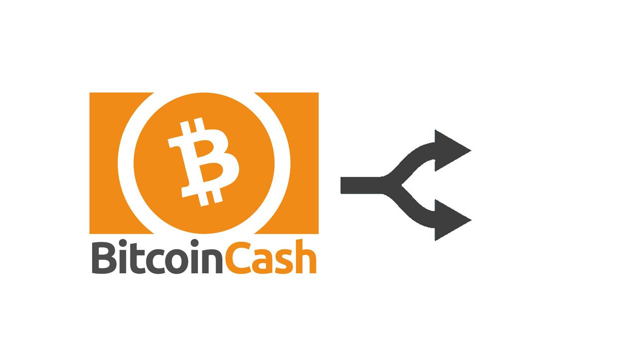 bitcoin cash hardfork