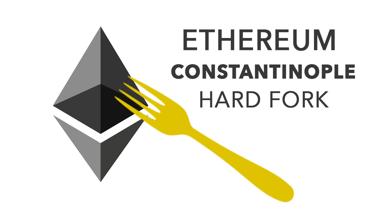 Constantinople Ethereum Update