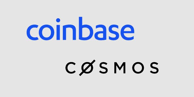 Cosmos (ATOM) agora está disponível no Coinbase