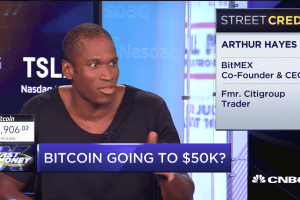 Bitcoin Will Fall to $5,000 Before Surging to $50,000 Before the End of the Year