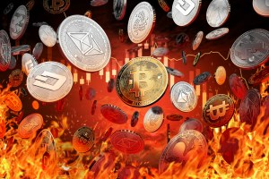 Cryptocurrency Market Loses $43 Billion in Five Days