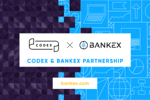 """BANKEX and Codex Protocol Announce Integration Partnership to Open the Arts & Collectibles (""""A&C"""") Market to Different Investors"""