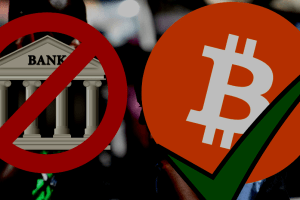 Disturbing Report: Using Banks Is 300 Times More Expensive Than Transacting With Bitcoin