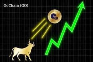 All Eyes On GoChain As It Records Double-Digit Gains After Winning Binance Competition
