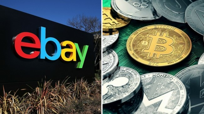 Virtual Currency. It's happening on eBay