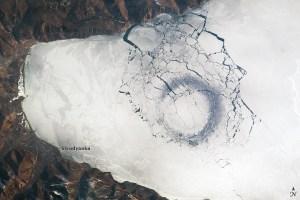 ISS Courtesy NASA
