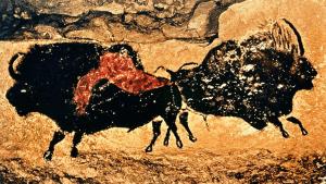peintures-rupestres-bisons-lascaux (Crédits photo : www.bridgemanart.com/www.bridgemanart.com)