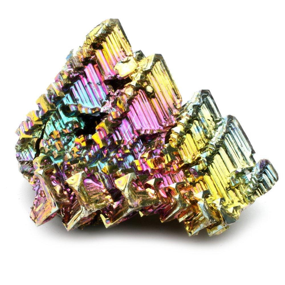 Bismuth Crystal Specimen X Large 50 60mm