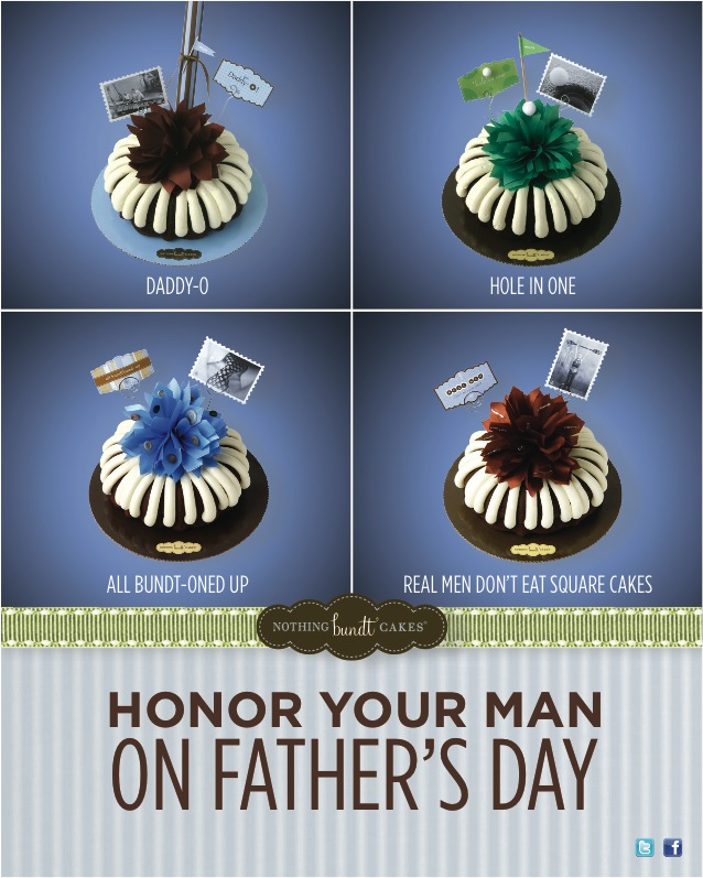 Nothing Bundt Cakes Father S Day Gift Ideas