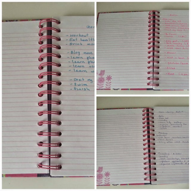 planner,routines, morning routine, daily cleaning routine, newyeargoals