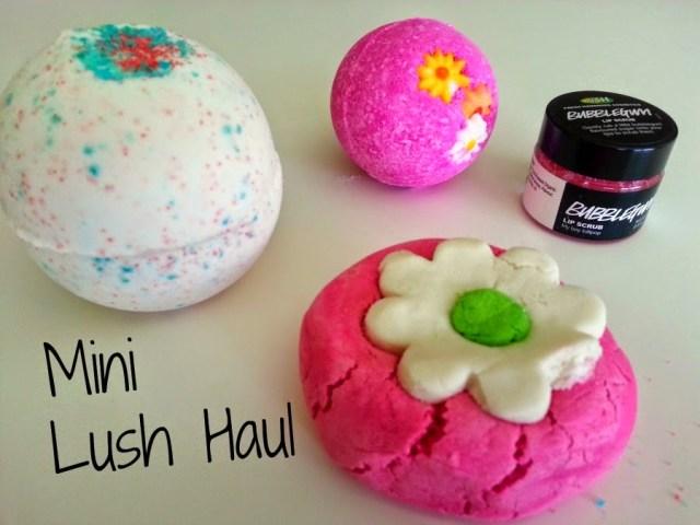 Mini Lush Haul