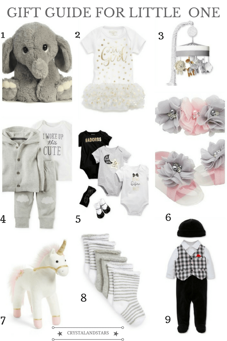 GIFT GUIDE FOR LITTLE ONE