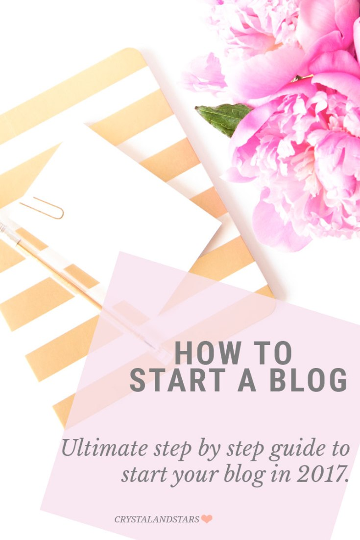 HOW TO START A SUCCESSFUL BLOG STEP BY STEP GUIDE