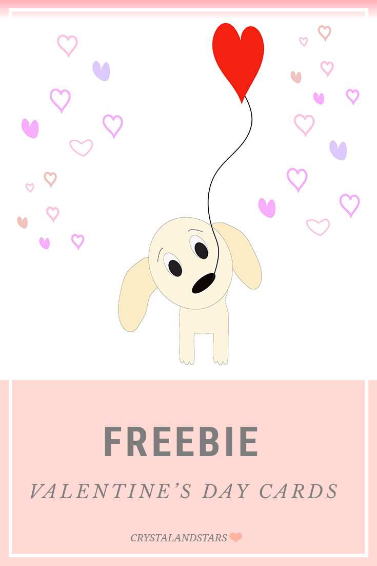 FREEBIE | VALENTINES DAY CARDS