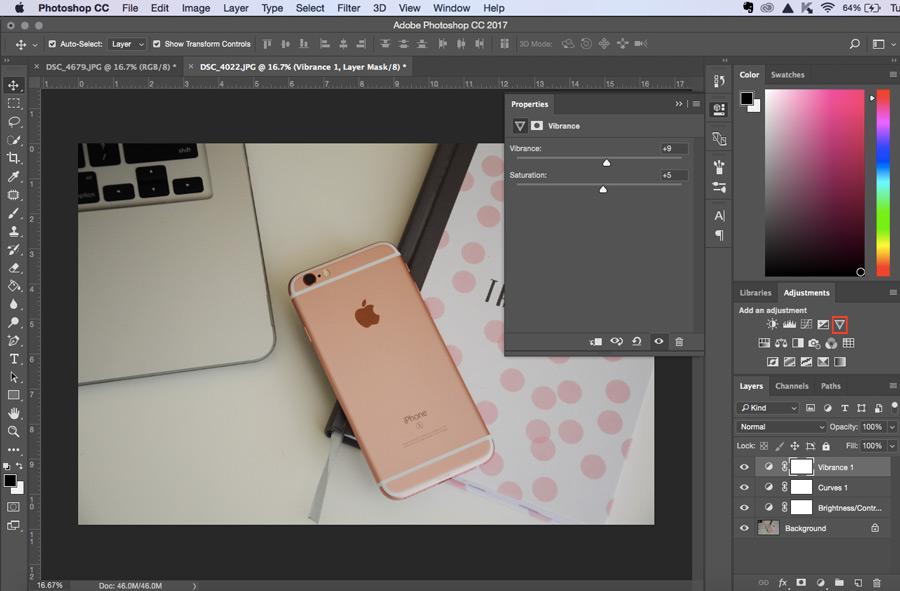 edit blog images