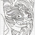 伊藤若冲の塗り絵が無料でダウンロード!「じゃくちゅうぬりえコンテスト」