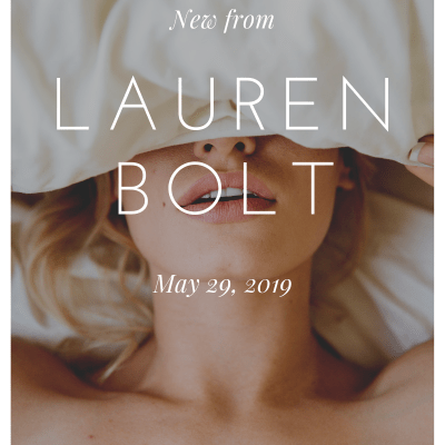 New From Lauren Bolt
