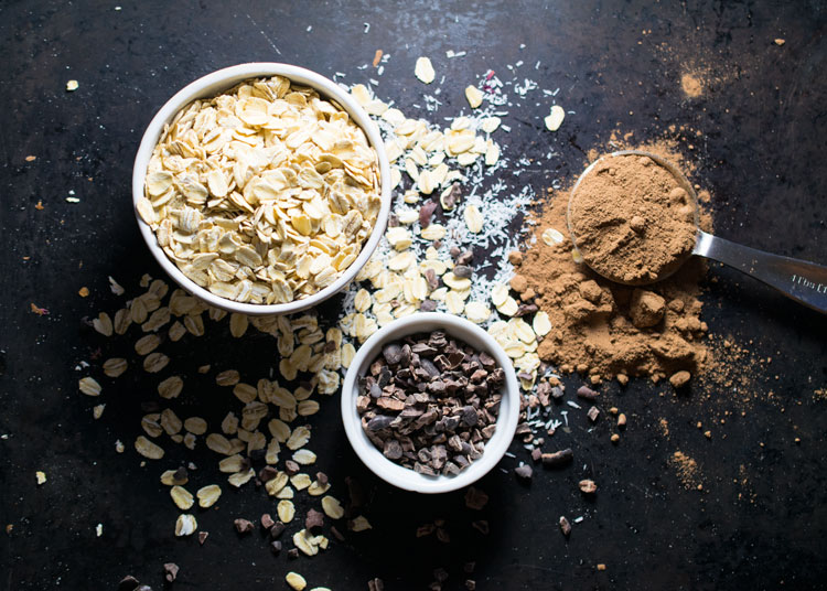 10 Minute Protein Power Bars