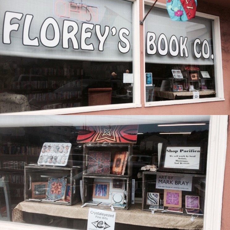 Crystaleyezed Fine Arts at Florey's Book Co.