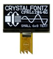 Crystalfontz 128x64 White OLED