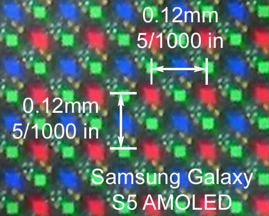 AMOLED Single RGB Pixel - www.crystalfontz.com