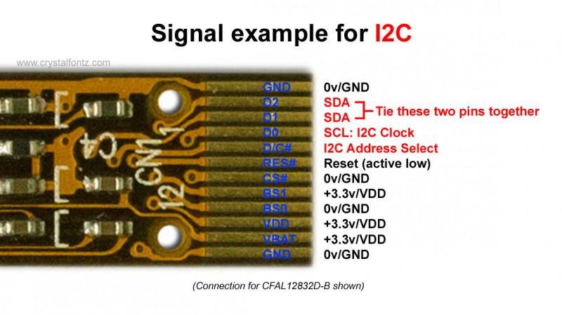 I2c Application Example
