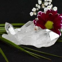 Bergkristall kluster 16