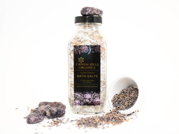 Crystal Dreams Bath Salts