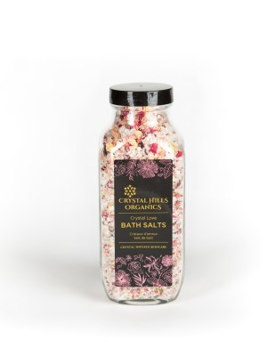 Crystal Love Bath Salts