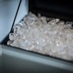 quartz crystals at Crystal Hills