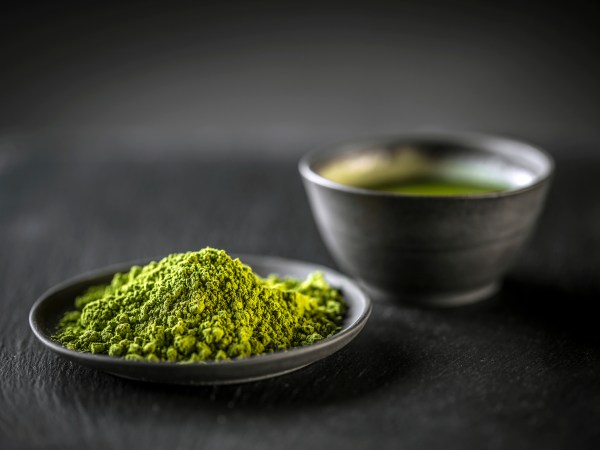 Matcha Green Tea Powder at CHO