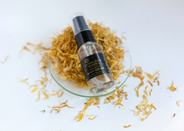 Crystal Harmony Travel Serum